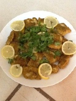 How To Make Fried Fish in The Oven