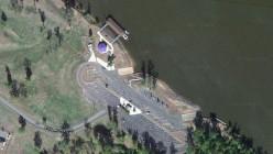The Red River Boat Marina's and Launch Facilities - Shreveport, Louisiana