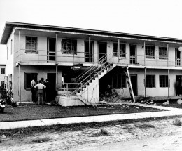 Carver Village, Florida, one of the communities targeted by the CIA and military to test bioweapons possibilities of various pathogens using mosquitoes as a vector.  In 1973, the most vital documents regarding this program were destroyed by the CIA.