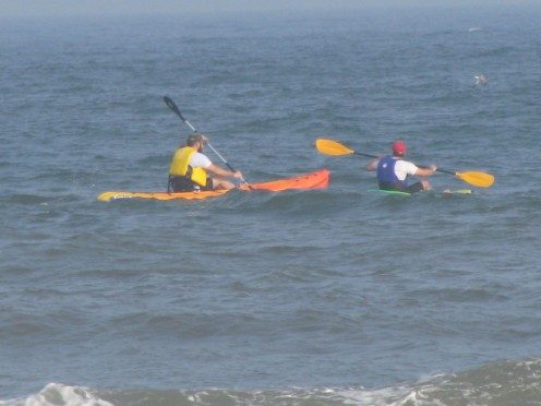 Kayaking with kids is a great way to spend a day on your family vacation