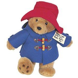 The Original Travelling Bear