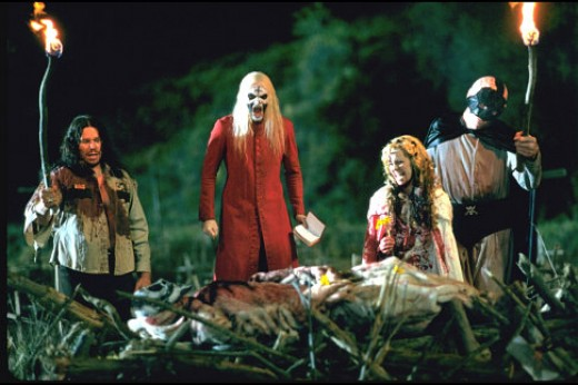 House of 1000 Corpses - everything bad about bad horror flicks