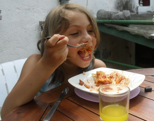 "After so many years trying to ""properly feed"" my little one, finally I am seeing some light at the end of the tunnel and she is actually enjoying her meals allowing the whole family to enjoy meal times."
