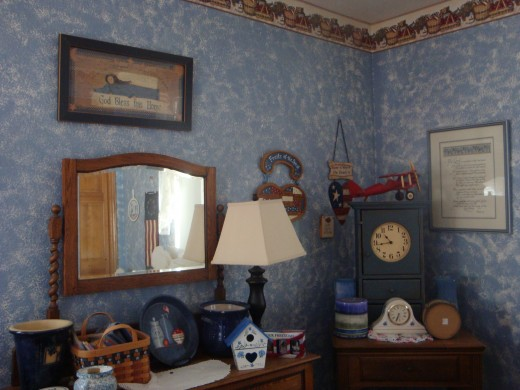 Americana Guest Room