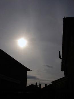 Morning Sun Struggling to Shine from suzukichick Source: flickr.com