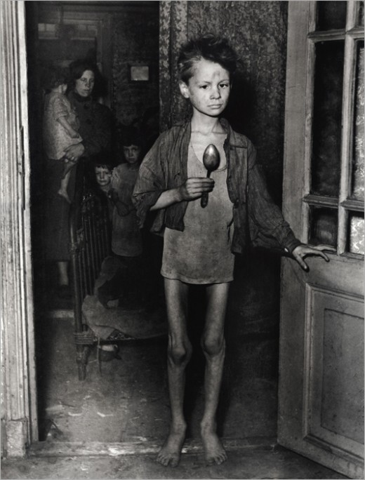 Victim of 1944-45 Dutch Famine