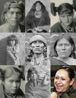 Hopi portraits