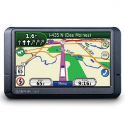 How to Use your GPS Navigator - the GARMIN Nuvi465T for CAR, TRUCK and RV drivers