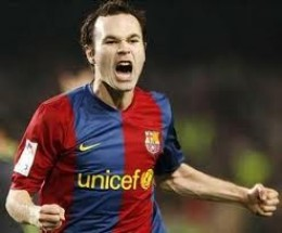 Iniesta - now a confirmation: no one causes more sex in Spain than Andres