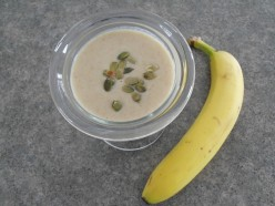 Best Winter Soup: Banana Curry Soup