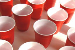 Red solo cup. Mix in the music of Toby Keith.