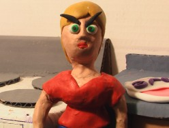 Valentine's Day Claymation Cartoon