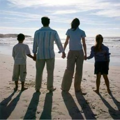 Do you think it is necessary to have a relationship with your immediate family?