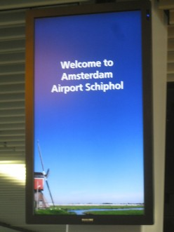 What is the best airport for international layovers?