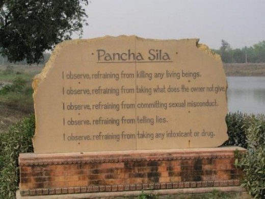 Pancha Shila