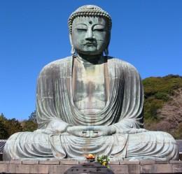 Lord Budhha's statue