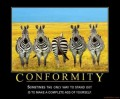 Conformity: Is it a Detriment to a Person?