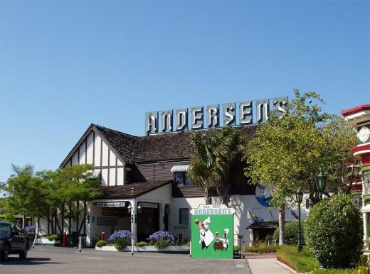 Andersens, Buellton, California