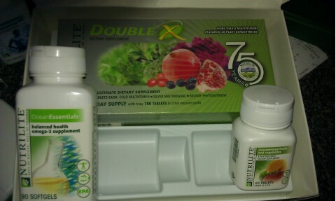 The Perfect Pack for your Health: Double X MultiVitamin MultiMineral Phytonutrient, Omega 3s, Fruits n Veggies