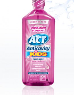 ACT Anticavity Rinse