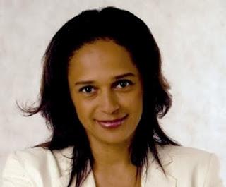Isabel Dos Santos, born 1973