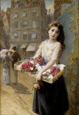 The original flower child!