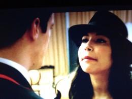 Santana has a vocal duel with Sebastian.