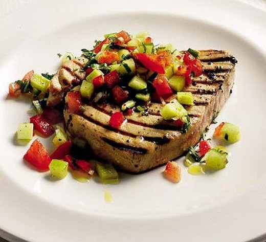 India Tuna Steaks