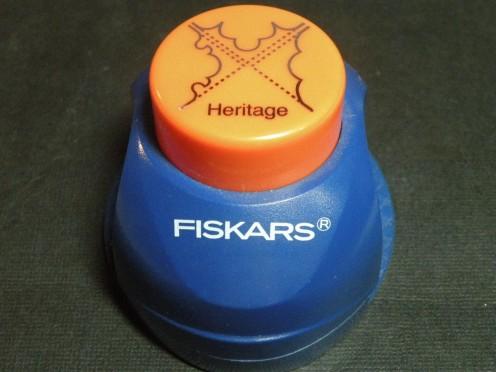 Fiskars Corner Punch