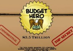Can we ever hope to balance the budget of this country (USA) ?