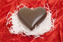Chocolate is good for your heart health.
