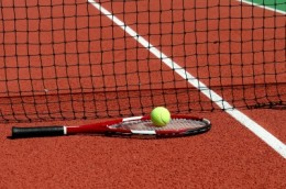 Activities like tennis are good for your heart.