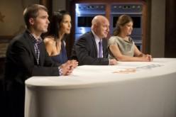 Hugh, Padma, Tom and Gail