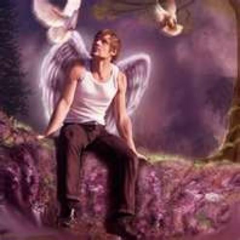The Angel Poet