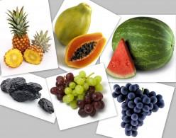 4 Days Fruit Diet For Detox