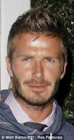 DONT YOU THINK THAT SOCCER GREAT, DAVID BECKAM IS A BETTER PLAYER NOW THAT HE HAS FORGOTTEN HOW TO SHAVE?
