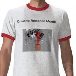 Creative Romance Month