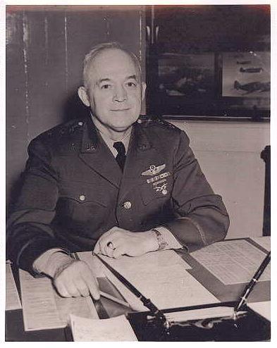 General Hap Arnold