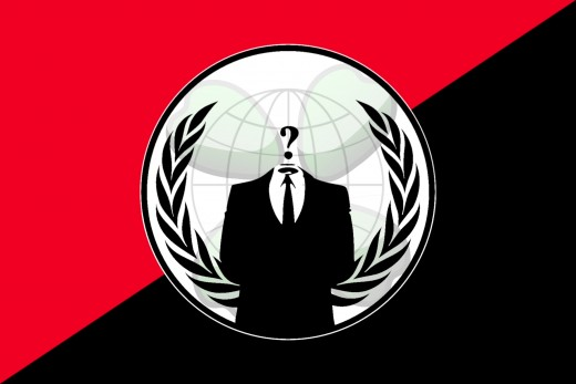 The Symbol for 'Anonymous'