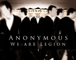 Scientology and the Rise of 'Anonymous'.