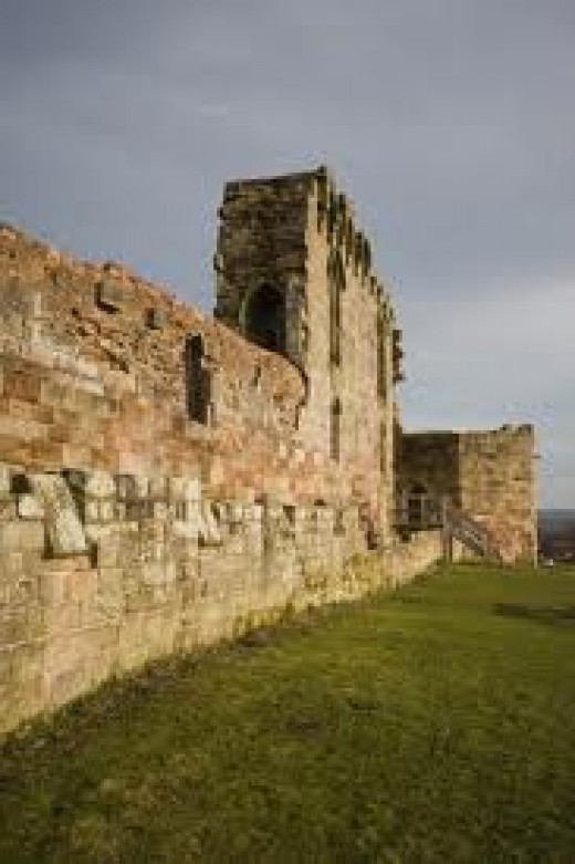 The Norman castle at Stafford was also originally built of wood. Like Hereford it was invested but the besiegers gave up when a Norman army neared