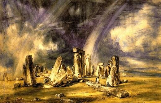 Constable - Stonehenge