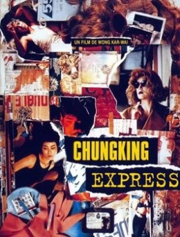 Chungking Express is a foreign film shown to students for its cutting edge film making techniques, even though it was made in 1994