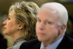 Had McCain truly been the 'maverick' he's been tirelessly heralding, he would have been wise enough, prudent enough and strategic enough in selecting for his Vice Presidential partner the single most elect-able White House shoo-in: Hillary Clinton.