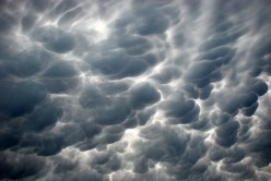 The Weirdest Clouds: Mammatus Clouds (Tons of Photos)