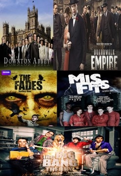 Top 5 Must See TV Series