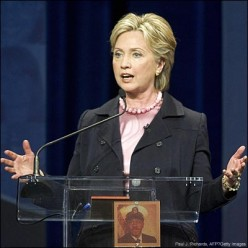 Election 2008, Part 7 of 8: Hillary Factor