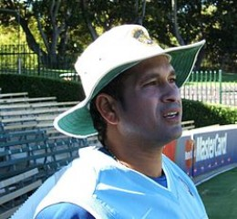 Indian fans eagerly expect a century from Sachin in Sydney, his favourite hunting ground