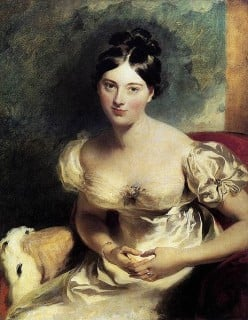 Who was Countess of Blessington?