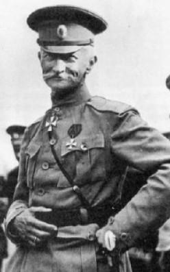Who was Aleksei Brusilov?